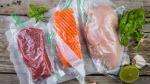 Вакуумна упаковка продуктів харчування - користь у всьому!
