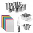 Посуда и кухонный инвентарь