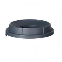 Крышка с отверстием для круглого мусорного контейнера