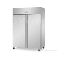 Шкаф морозильный 2-х дверный
