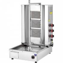 Апарат для шаурми газовий до 35 кг м'яса