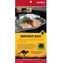 Пакеты для копчения с ароматом ольхи