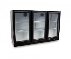 Холодильник барний трьохдверний