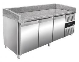 Холодильний стіл для піци 456 л