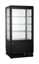 Холодильна вітрина 68 л