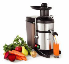 Соковижималка для твердих овочів і фруктів