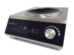 Плита індукційна ВОК зі сковородою