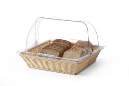 Кошик для хліба і булочок з кришкою Rolltop GN 2/3