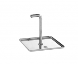 Толкушка для кулінарної форми - квадратна 65x65 мм