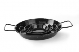 Сковорода Paella емальована Ø100 мм