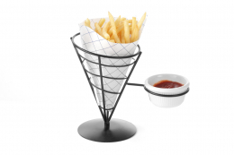 Підставка для картофеля-фрі та соуса