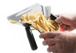 Совок для картоплі фрі