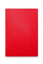 Дошка обробна 600x400 мм HACCP - червона