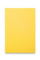 Дошка обробна 600x400 мм HACCP - жовта