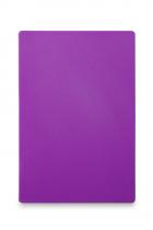 Дошка обробна 600x400 мм HACCP - фіолетова