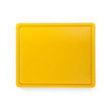 Дошка обробна HACCP GN 1/2 - жовта