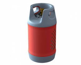 Композитний газовий балон на 24.5 л