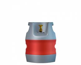 Композитний газовий балон на 12.7 л