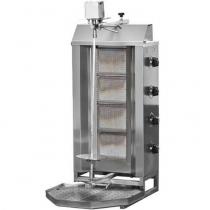 Апарат для шаурми газовий до 40 кг м'яса