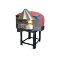 Печь для пиццы на дровах и газе