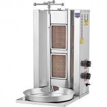 Апарат для шаурми газовий до 30 кг м'яса