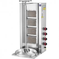 Апарат для шаурми газовий до 50 кг м'яса